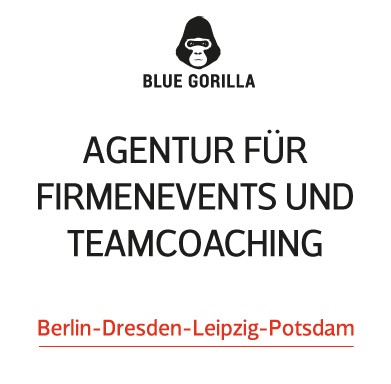 logo blue gorilla