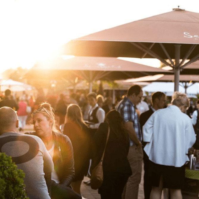 outdoor Firmen events location